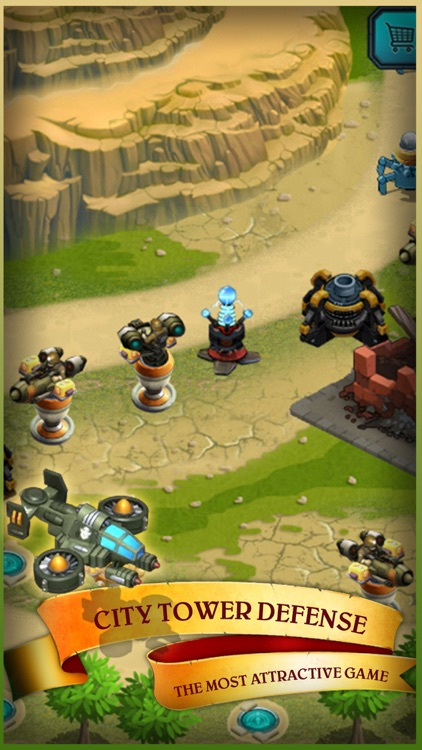 City Tower Defense 3 screenshot-0