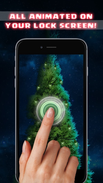 Holiday Live Wallpapers Free - It's Christmas! screenshot-0