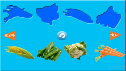 Enjoyable Learning of Vegetable Names for Toddlers screenshot two