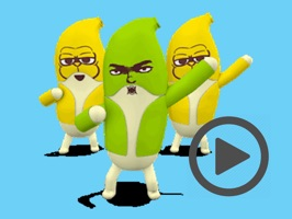 Mr Banana Animated