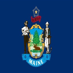 Maine Stickers for iMessage