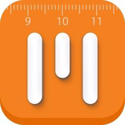 MyFiziq: Compare body measurements & weight loss