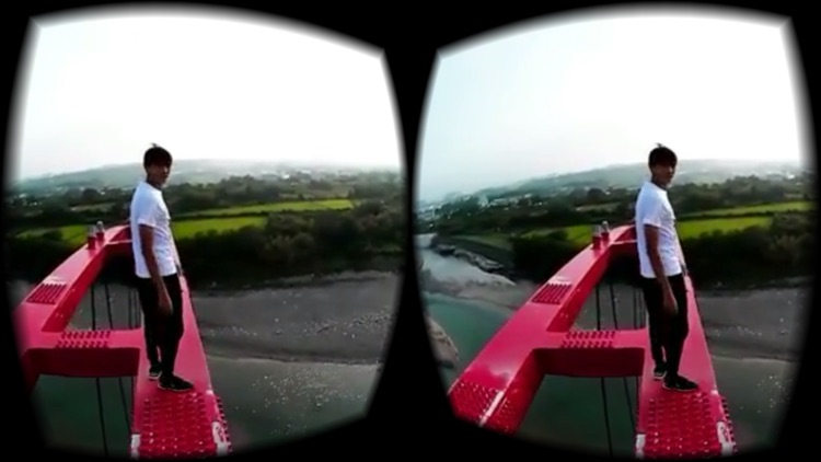 VR Parkour