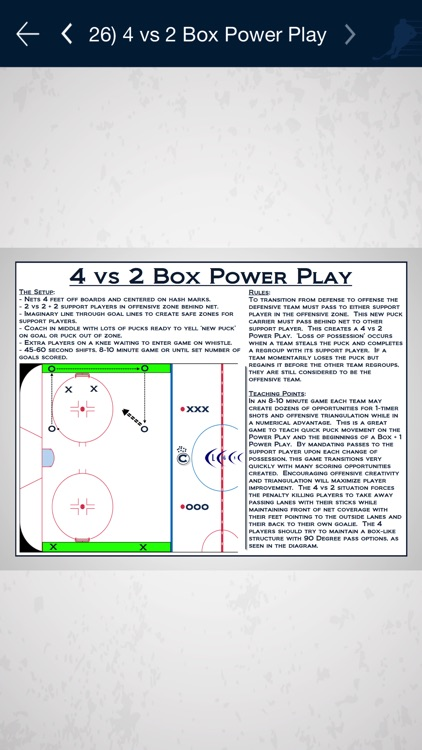 Hockey Drills 2 Lite: Small Area Games screenshot-4