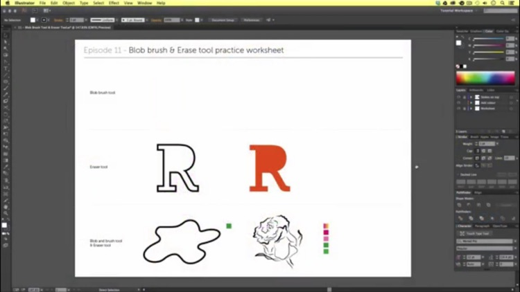 Easy To Use Guides For Adobe Illustrator screenshot-4