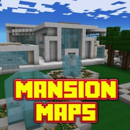 Mansion Maps for Minecraft Pocket Edition(PE)