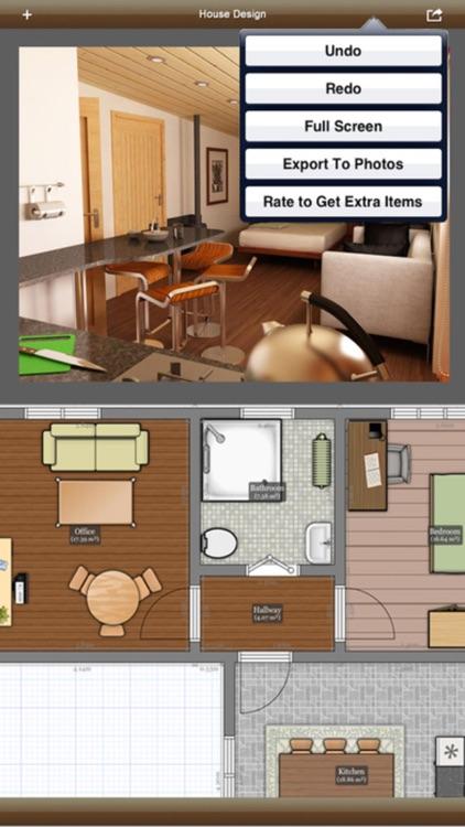 CAD Designer 3D - House Design, Floor Plan