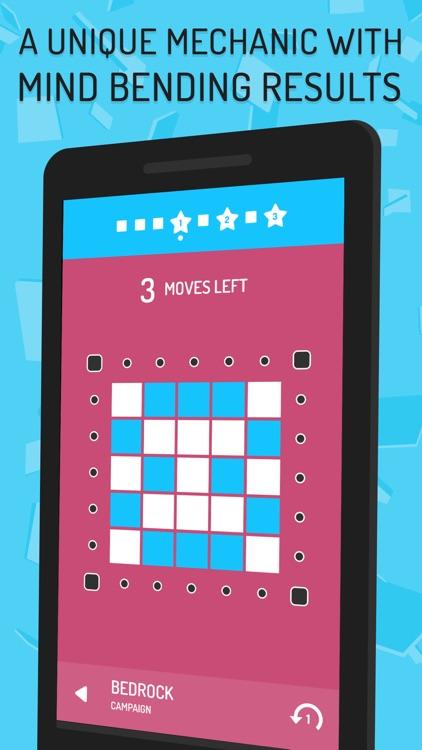 Invert - Tile Flipping Puzzles screenshot-4