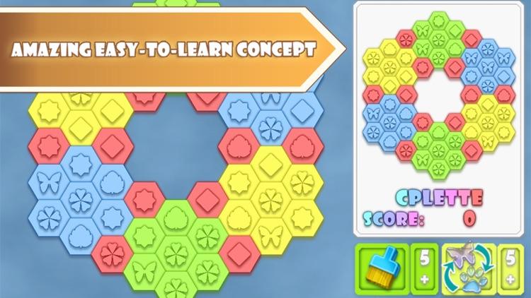 Fitz: Match 3 Puzzle Game screenshot-4