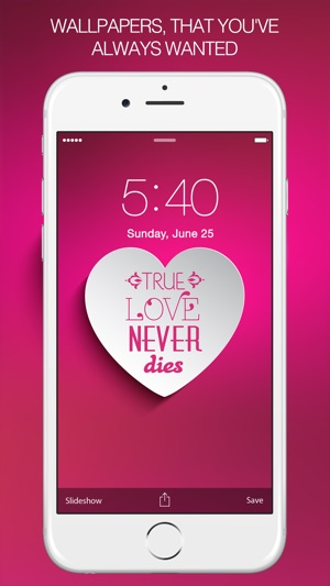 Daily Love Quotes – Romantic & Cute Wallpapers HD on the App Store