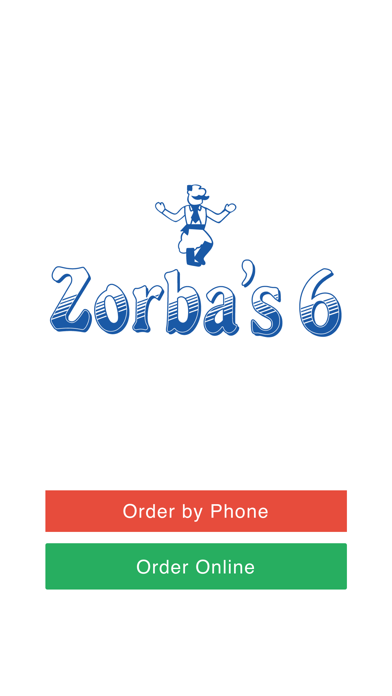 Zorbas LE15 screenshot two