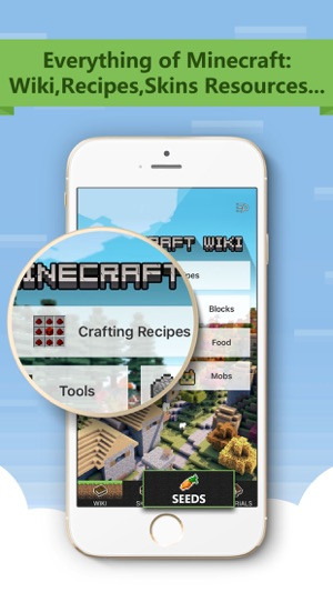 Pocket Box for Minecraft - Skins,Maps & Wiki on the App Store