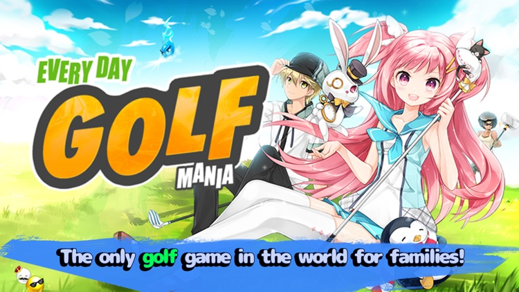 Every Day Golf Mania