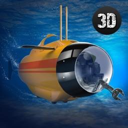 Army Subwater Submarine Simulator
