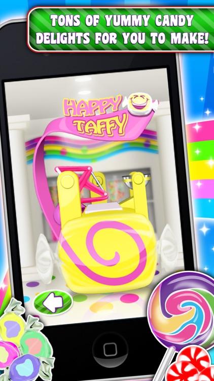 Candy Maker Games - Crazy Chocolate, Gum & Sweets screenshot-3