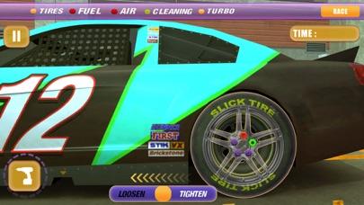 ピット ストップ車メカニック シミュレータ-ストックカー レースのおすすめ画像3