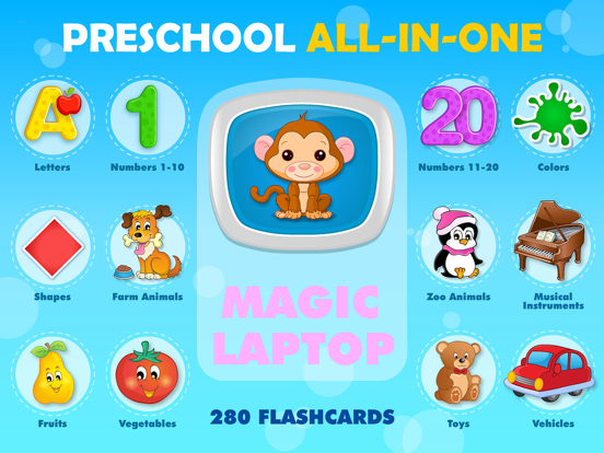 Baby learning: Toddler games for 1 2 3 4 year olds screenshot 6