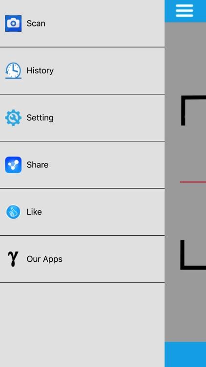 QR Code Reader & Barcode Scanner - Quick Scan screenshot-4