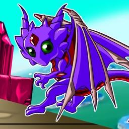 Cute Magical Creatures - Dragon , Unicorn and Friends Fantasy Adventure FREE