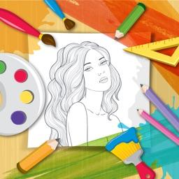 Drawing Ideas App - Sketch Doodle & Paint Images
