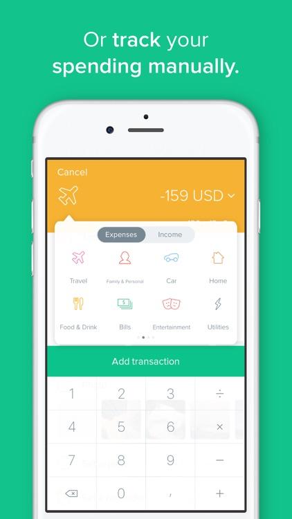 Spendee - budgeting app, money & expense tracker