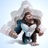 大猩猩之战 -  跑得快大猩猩运行