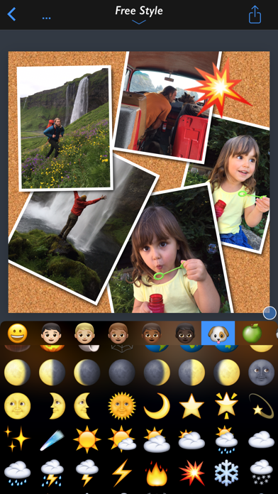 InstaFrame+ Pro - All In One Collage Maker ScreenShot1