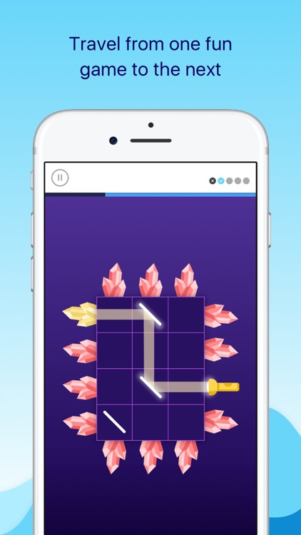Brain Journey - Train your brain with fun games