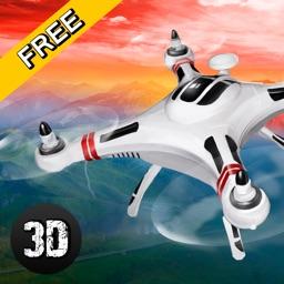 Quadcopter Drone Flight Simulator 3D
