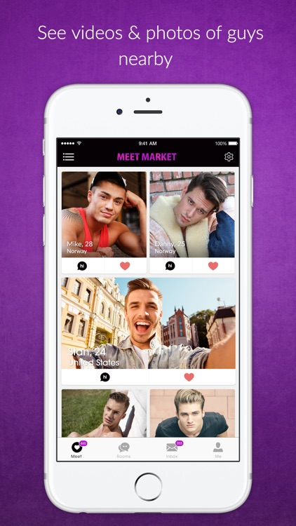 Meet dating app