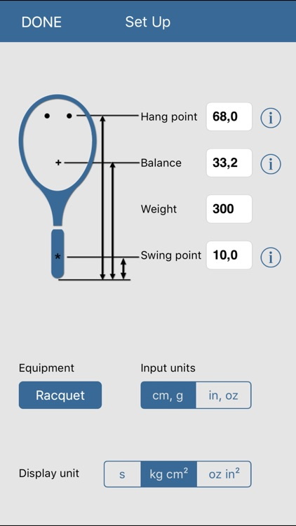 SwingTool - Swing Weight