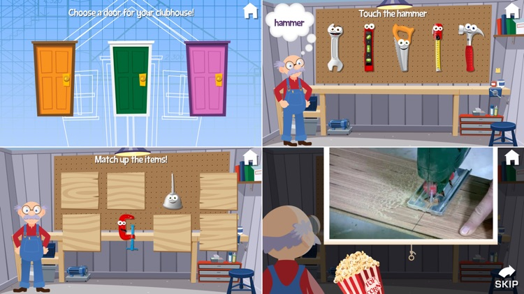 Grandpa's Workshop screenshot-3