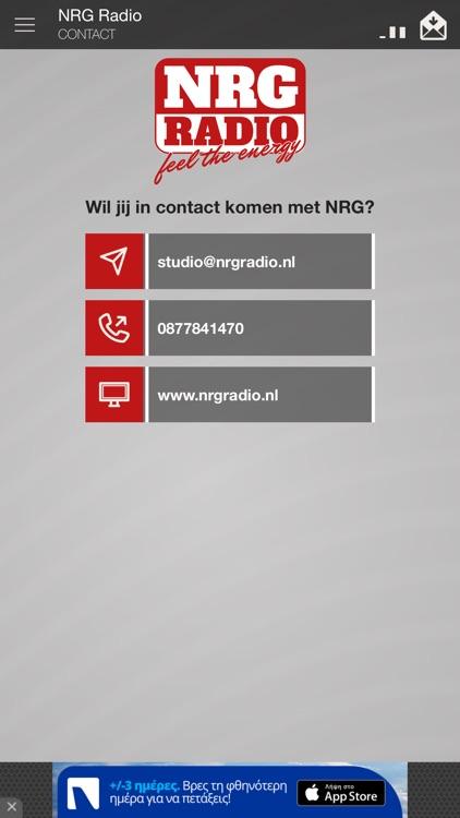 NRG Radio screenshot-3