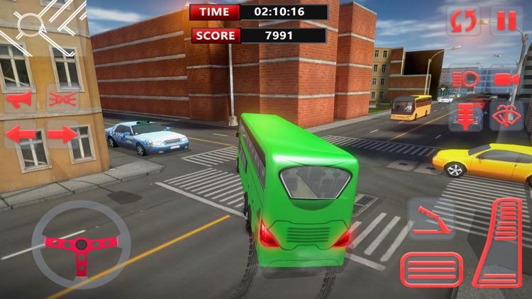 Bus Simulator City Bus Driving screenshot-4