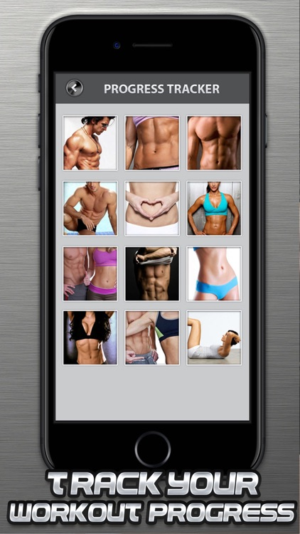 Ab Workout Trainer HD Sit-Up Crunch Exercise screenshot-4