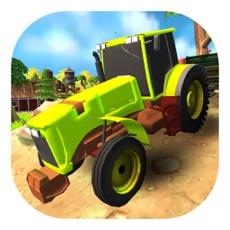 Activities of Farming Simulator 2017: Diesel Tractor Drive