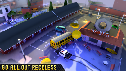 Reckless Getaway 2 screenshot 3