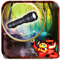 Hidden Object Games Fight the Monsters