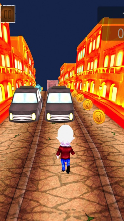 Subway Kid Gold Run screenshot-3