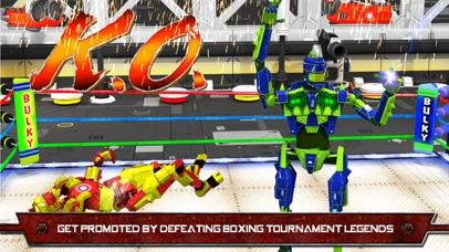 Robots Real Boxing - War robots fights and combat screenshot 5