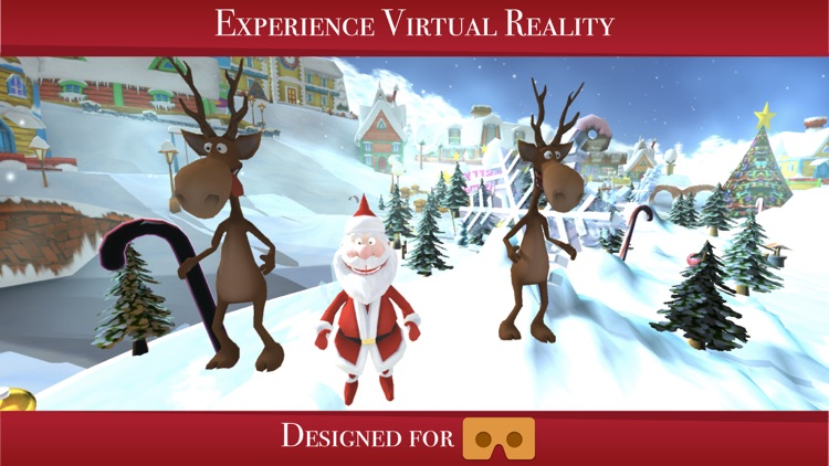 Christmas VR for Google Cardboard screenshot-4