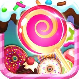 糖果消消乐传奇-超好玩的休闲消除游戏