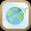 世界の観光地を旅する窓磨きゲームアプリ-wwwiped