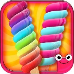 Juegos De Hacer Helados Gratis Imake Icepops En App Store
