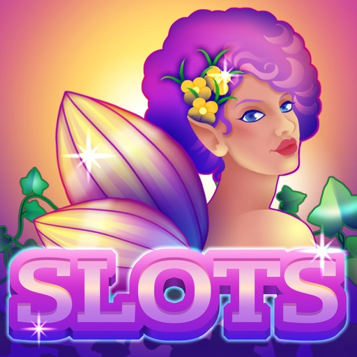 Slot Machine Games - Forest Pixie