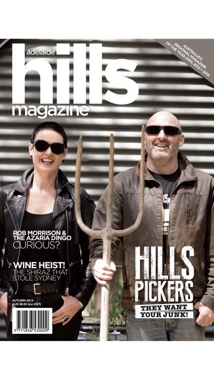 Adelaide Hills Magazine screenshot-4