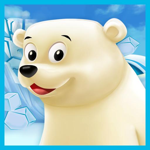Белый медвежонок: история и игры для детей