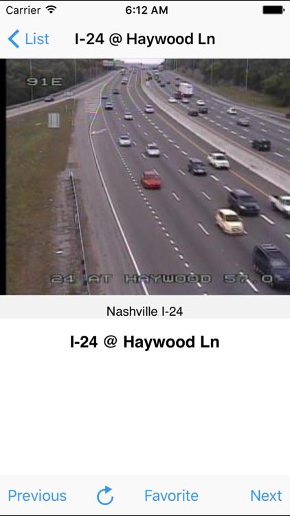 Nashville Traffic Cam screenshot-4