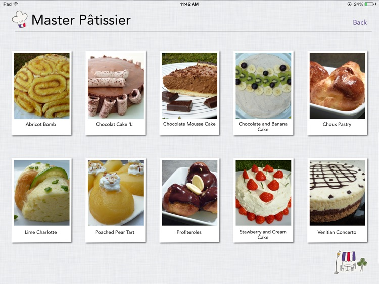 The French Desserts of Nanou screenshot-1