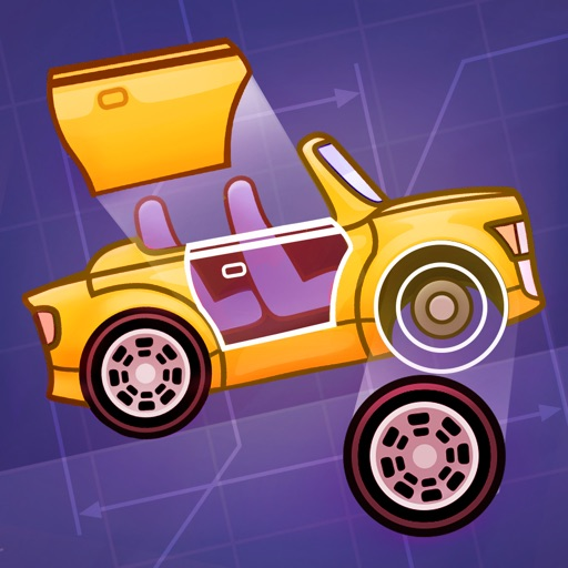Машинки - Конструктор Для Детей